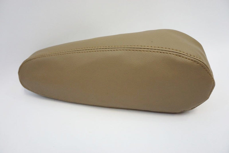 2003 2004 2005 2006 Chevy Silverado, Avalanche, GMC Seirra, Armrest Cover/ Tan - Auto Seat Replacement