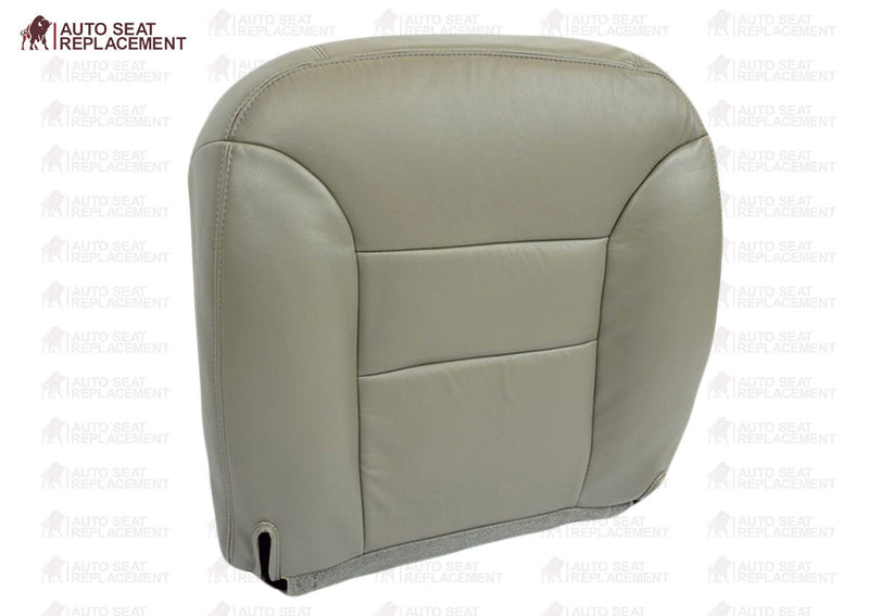1995 1996 1997 1998 1999 Chevy Tahoe Driver or Passenger Bottom Seat Cover Gray - Auto Seat Replacement