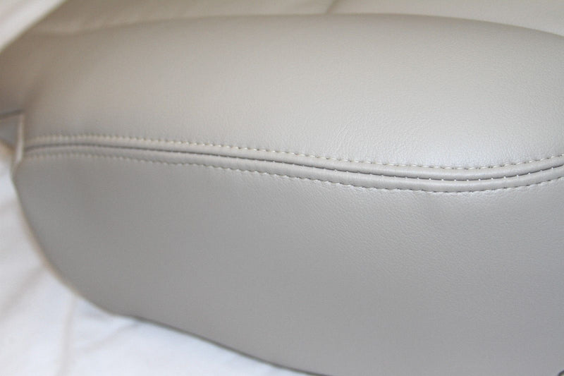03 2004 2005 2006 GMC Yukon Denali Seat Cover Replacement Light Tan Synt Leather - Auto Seat Replacement