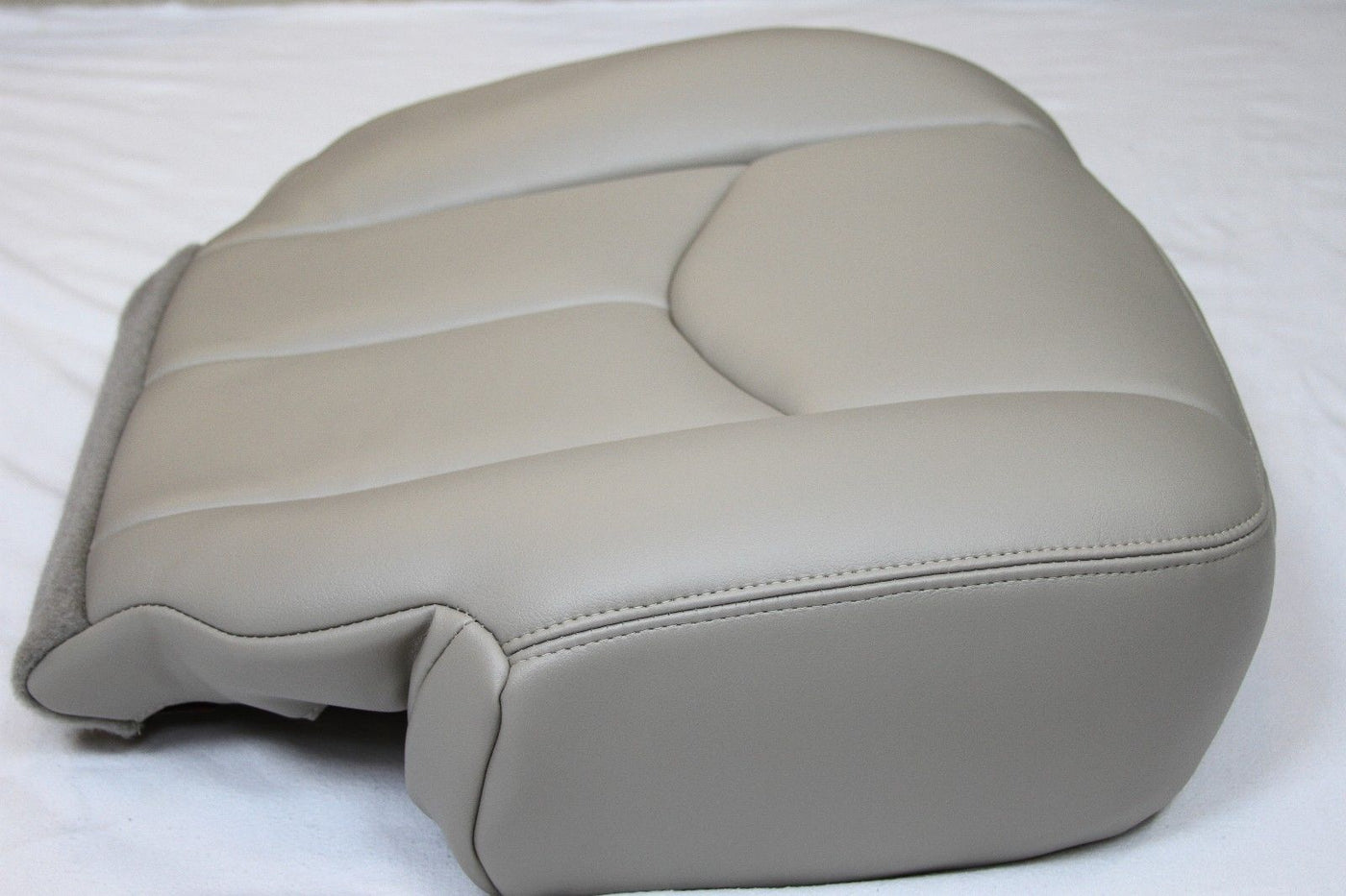 Magnificent 20003 To 2006 Gmc Yukon Seat Cover Replacement Light Tan Synthetic Leather Ibusinesslaw Wood Chair Design Ideas Ibusinesslaworg