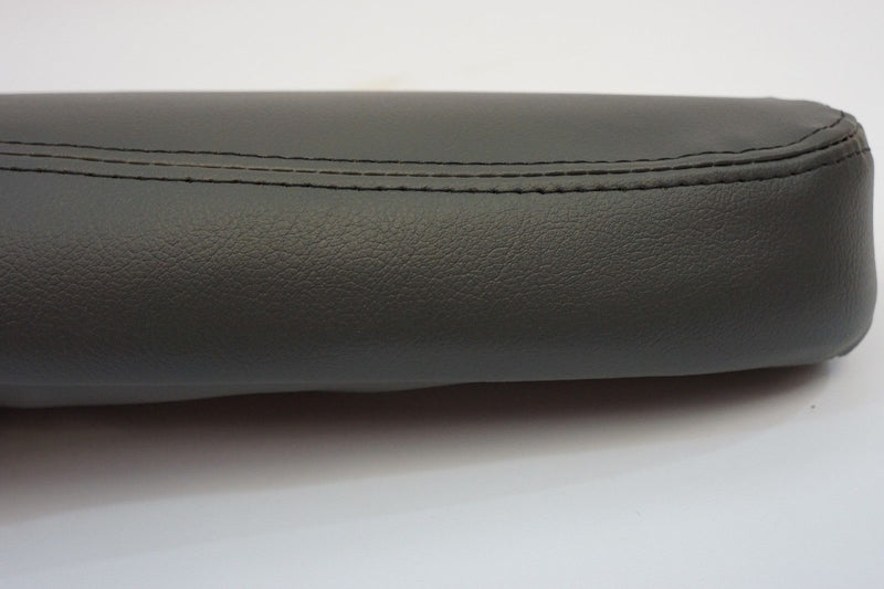 2000 to 2006 Chevy Silverado- Avalanche Passenger side Armrest Cover-Dark gray - Auto Seat Replacement