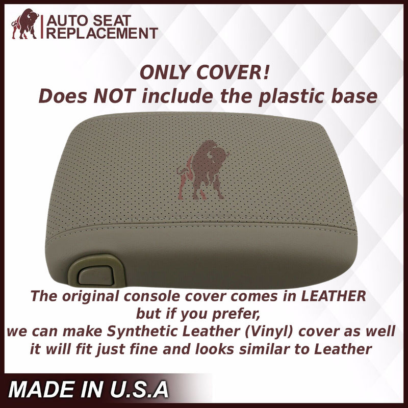 2003-2006 Cadillac Escalade Seat Cover in Tan: Choose From Variation