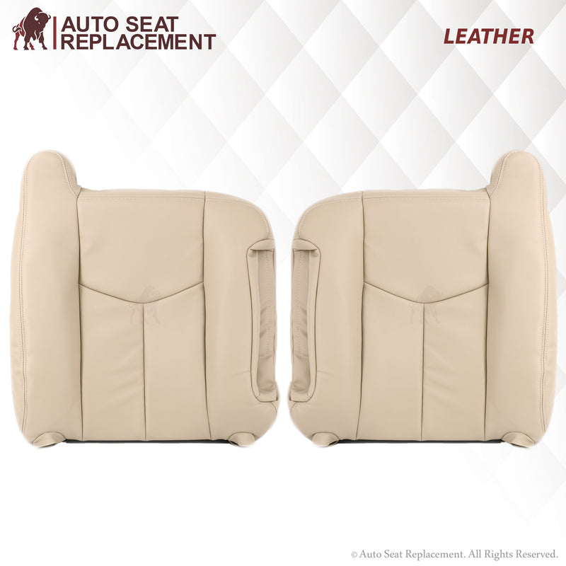 driver-Passenger-2003-2004-2005-2006-chevy-tahoe-top-leather-seat-cover-replacement-tan-auto-seat-replacement