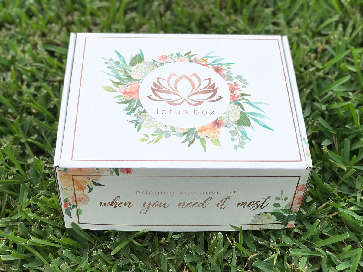 Lotus Box (15th of the Month Ship Date) - Lotus Box