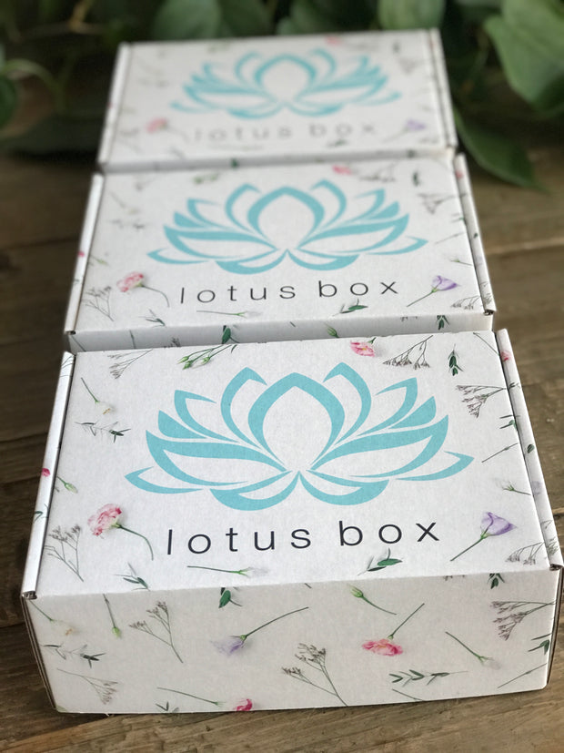 Lotus Box 3 Month Prepaid Subscription - Lotus Box