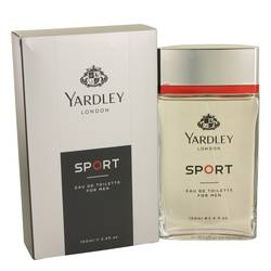 Yardley Sport Eau De Toilette Spray By Yardley London