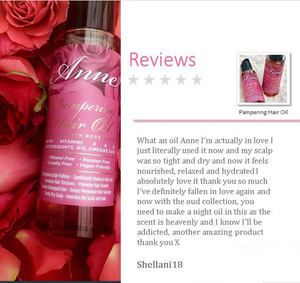 Pampering Rose & Oud Oil