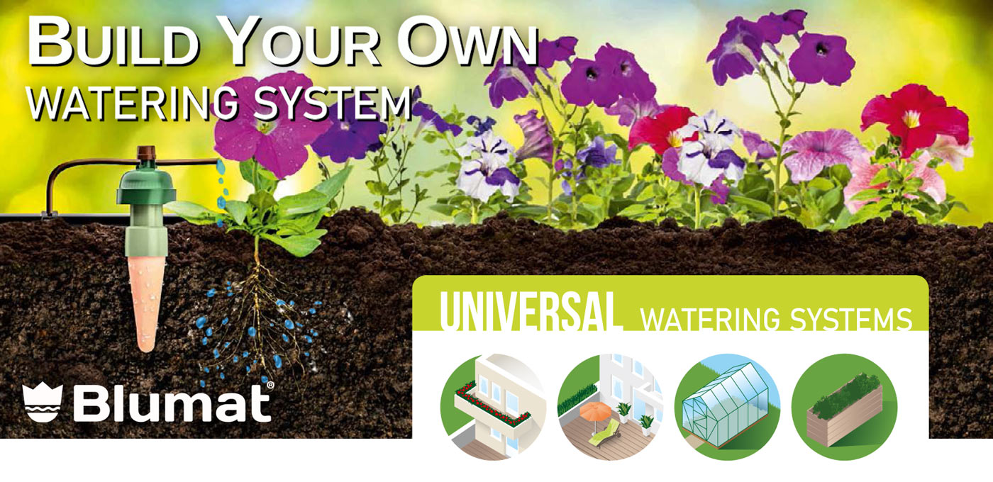 Happy Hydro Blumat Watering Systems