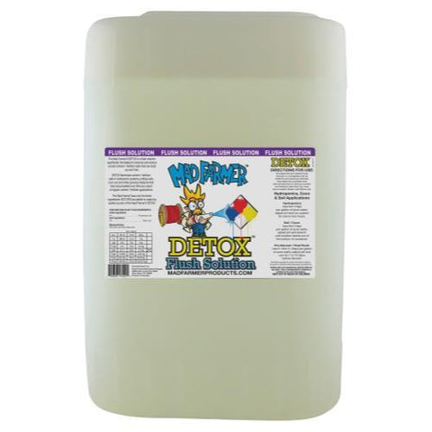 Mad Farmer Detox 6 Gallon
