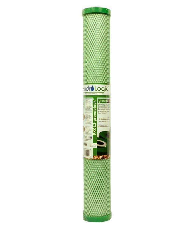 Hydro Logic Tall Blue Replacement carbon filter