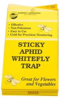Whitefly Traps, 5-pack