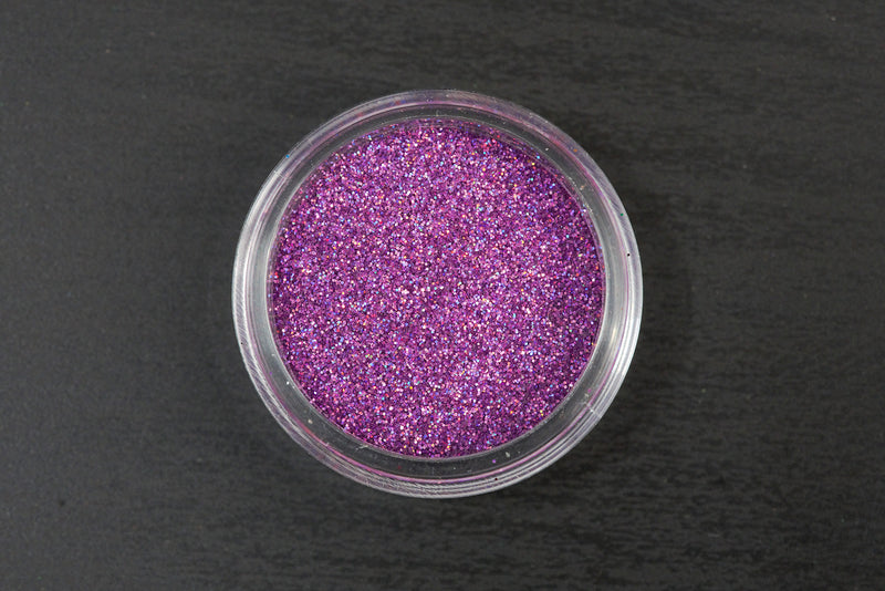 7 Holographic Glitters to choose from (10g jars)
