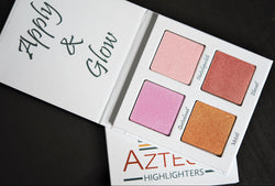 Apply & Glow Azteca Highlighter Palette