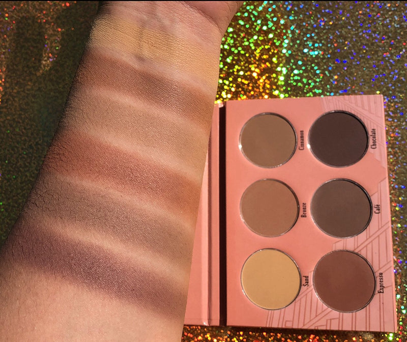 Unicorn Party Palette , Blush, Contour  & Highlighter Bundle