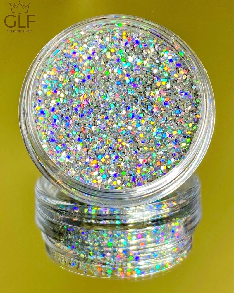 Queen M Holographic Glitter (3g jar)