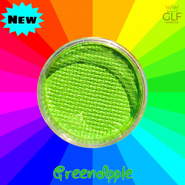 Green Apple Rainbowliscious perfect Liner