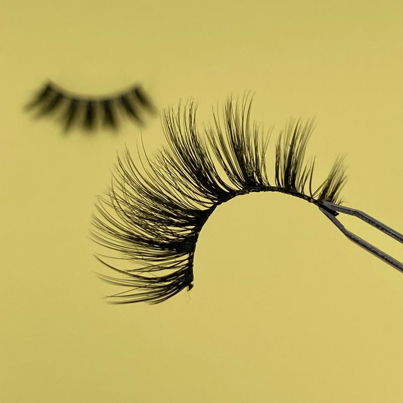 Midnight Silk Lashes