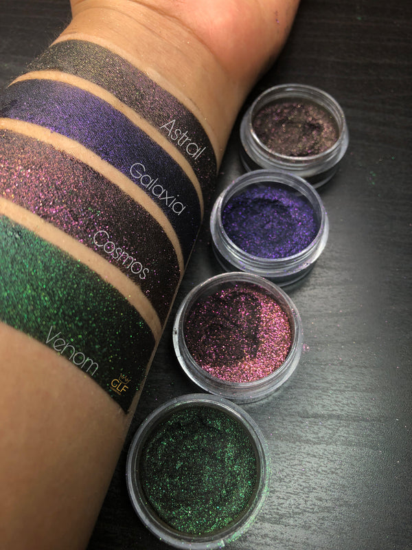 Galaxy Shimmery Pigment Collection