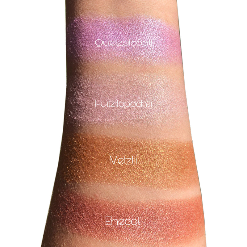 Apply & Glow Azteca Highlighters (palette).