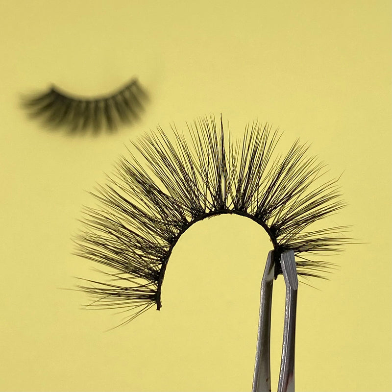 August Silk Lashes