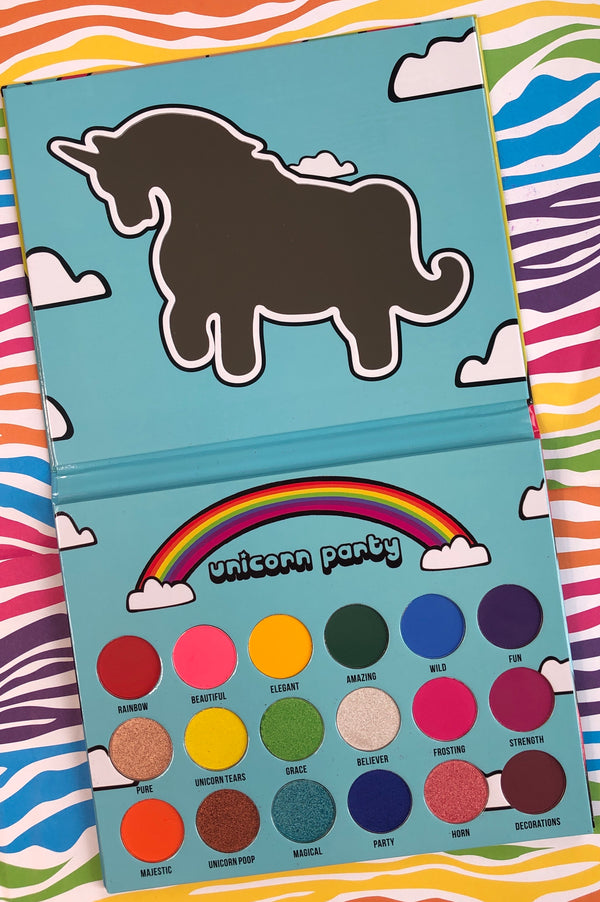 Unicorn Party Palette
