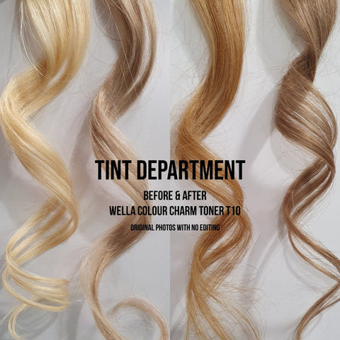 Wella Color Charm Permanent Toner T10 Pale Blonde