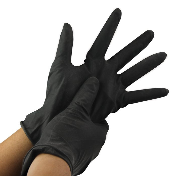 Professional Vinyl Powder Free Gloves
