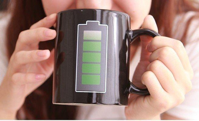 Cup/Mug Battery  Color Changing - IGOGES