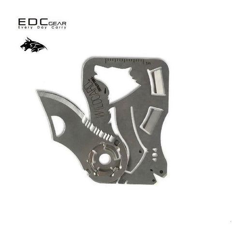 Image of Best Multi Tool: Wallet Sized - IGOGES