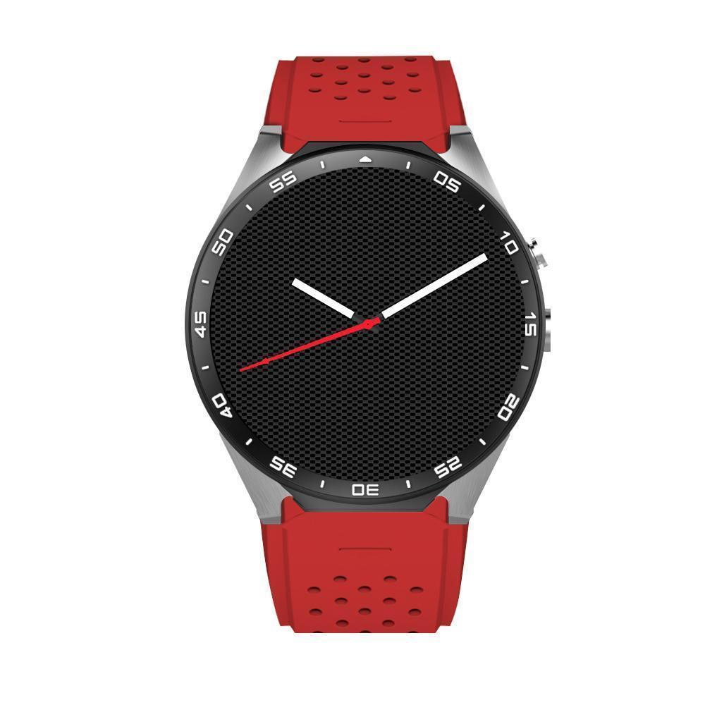 MTK-KW88 SMART WATCH FASHION LUXURY COMPATIBLE ANDROID / IOS PHONE. - IGOGES