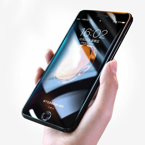 Cover Edge Tempered Glass For iPhone | IGOGES
