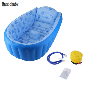 Baby Bathtub Portable Inflatable - IGOGES