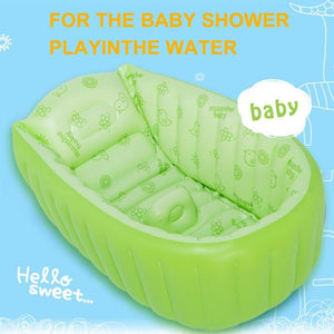 Baby Bathtub Portable Inflatable