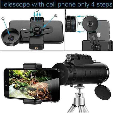 Image of Phone Camera Lens 40X