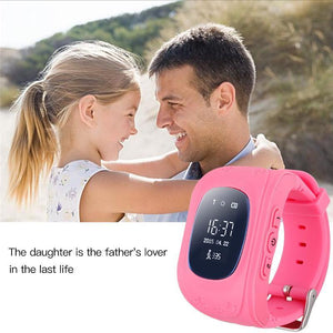 Kids Safety Watch