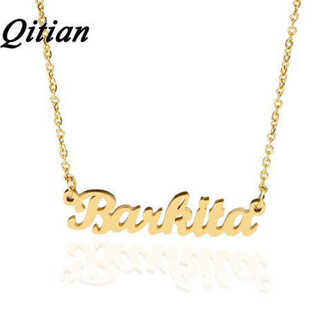 Custom Name Necklace - IGOGES