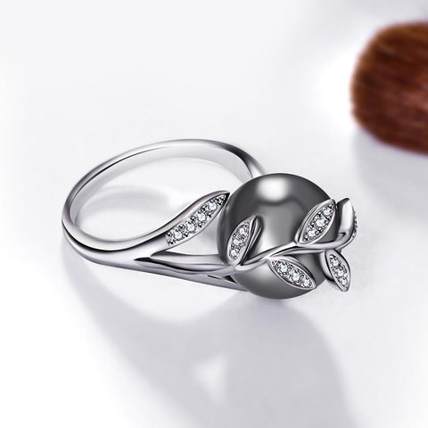 Elegant Pearl Ring for Woman - IGOGES