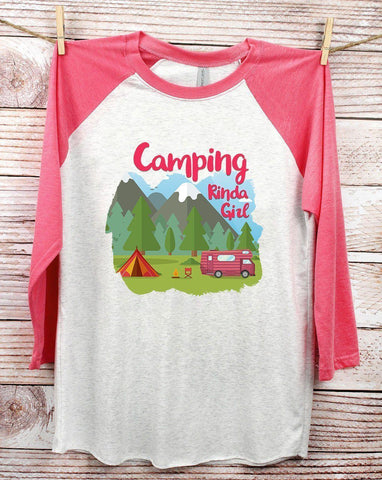 Image of Camping Kinda Girl - IGOGES
