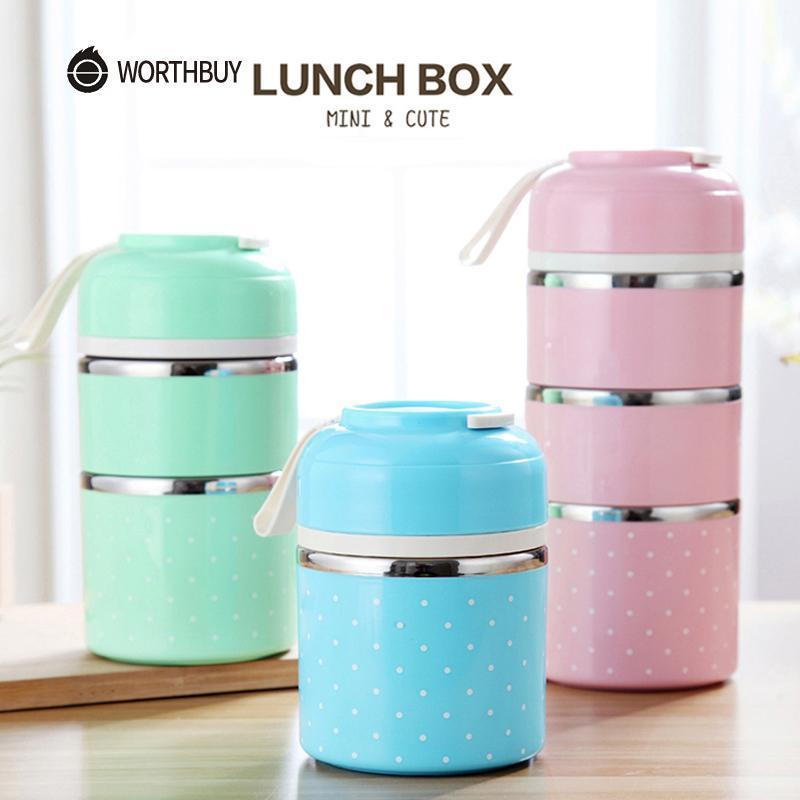 Portable Thermal Lunch Box