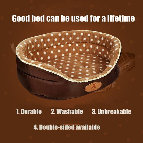 Image of Dog Bed Extra Large And Comfortable - IGOGES