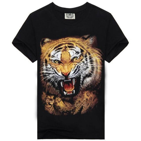 Hot Sale Brand New Fashion Summer Men T-shirt - IGOGES