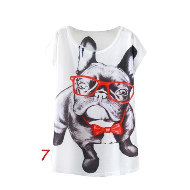 2017 Fashion  Spring Summer T Shirt Women Clothing - IGOGES