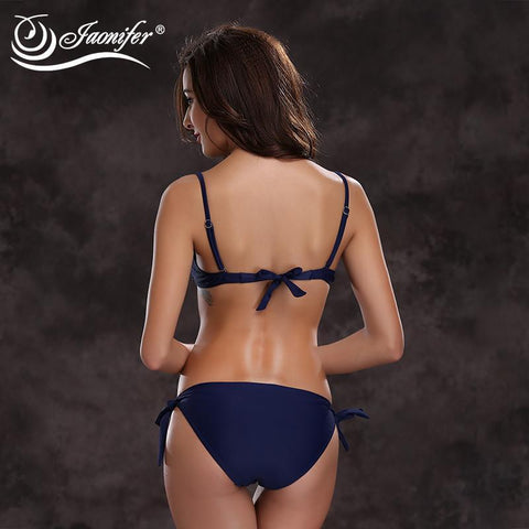Women Twisted Bikini 2018 Sets Swimwear