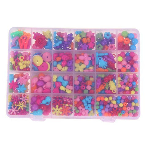 Image of Beads Set Creative Gifts for Children - IGOGES