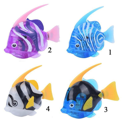 High Quality Robot Fish Set - IGOGES