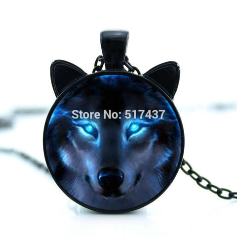 Image of 2017 New Nordic Wiccan Wolf Necklace - IGOGES