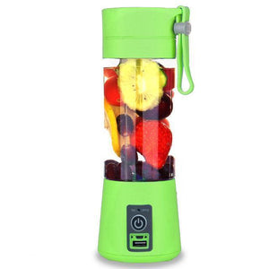 Portable Blender: USB Electric Juicer
