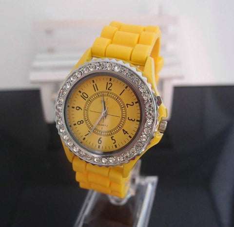 Image of Hot Sales Silicone Watch Women Ladies - IGOGES