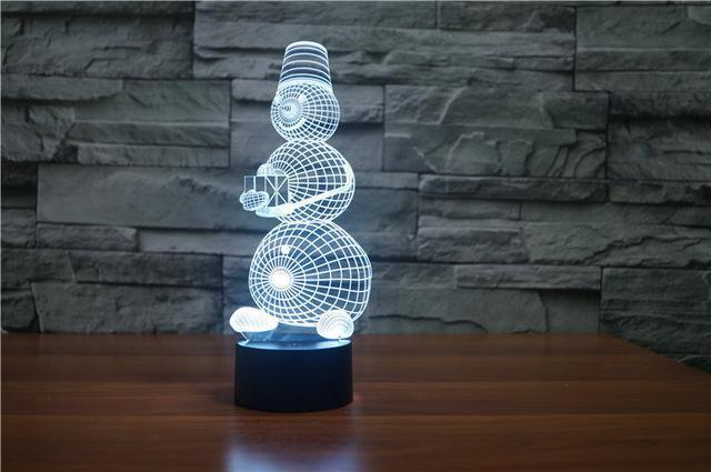 CHRISMAS TREE LED Night Lights - IGOGES