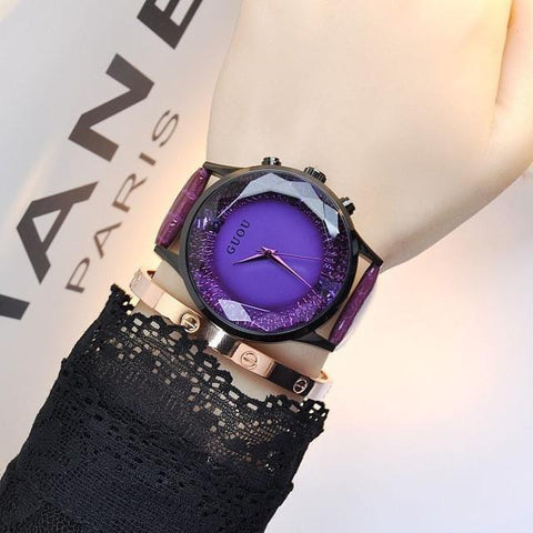 Image of Women Watch Top Luxury Elegant - Water Resistant